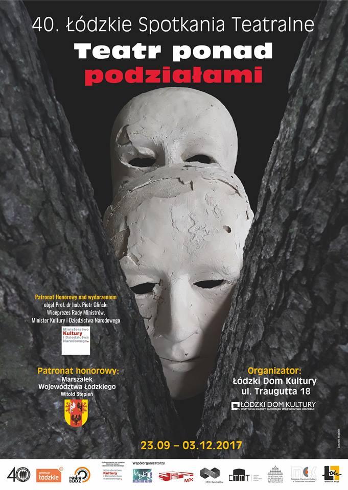 40. Łódzkie Spotkania Teatralne