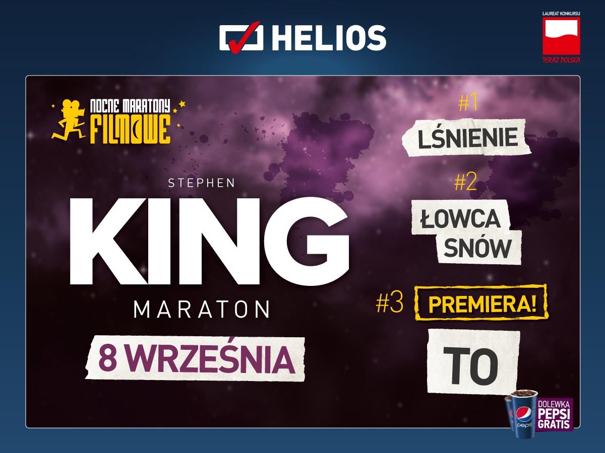 Nocny Maraton Filmowy Kinga