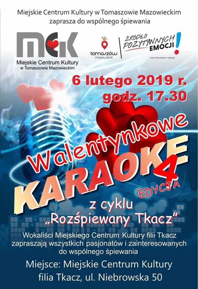 Walentynkowe karaoke