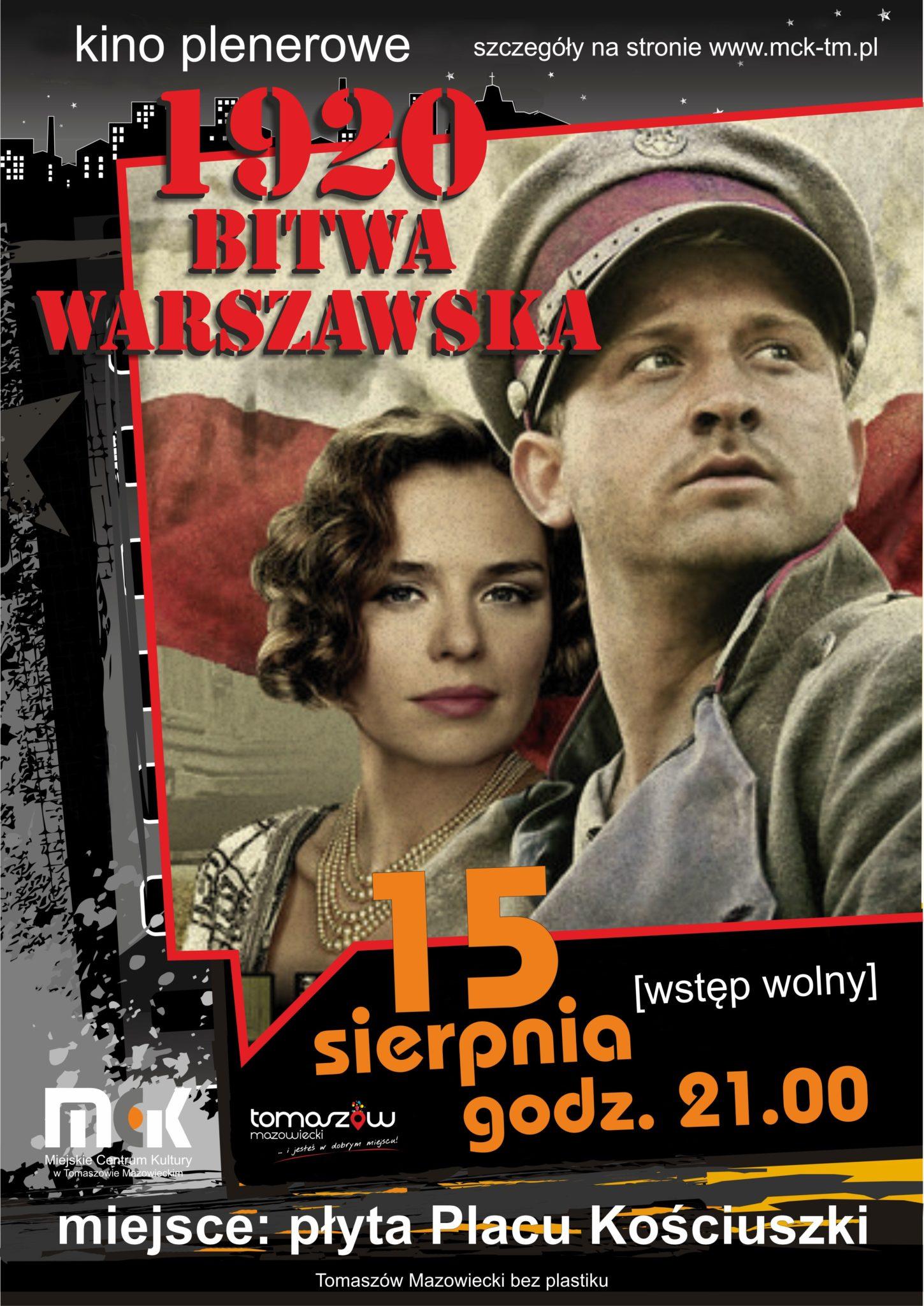 Kino plenerowe - 1920 Bitwa Warszawska