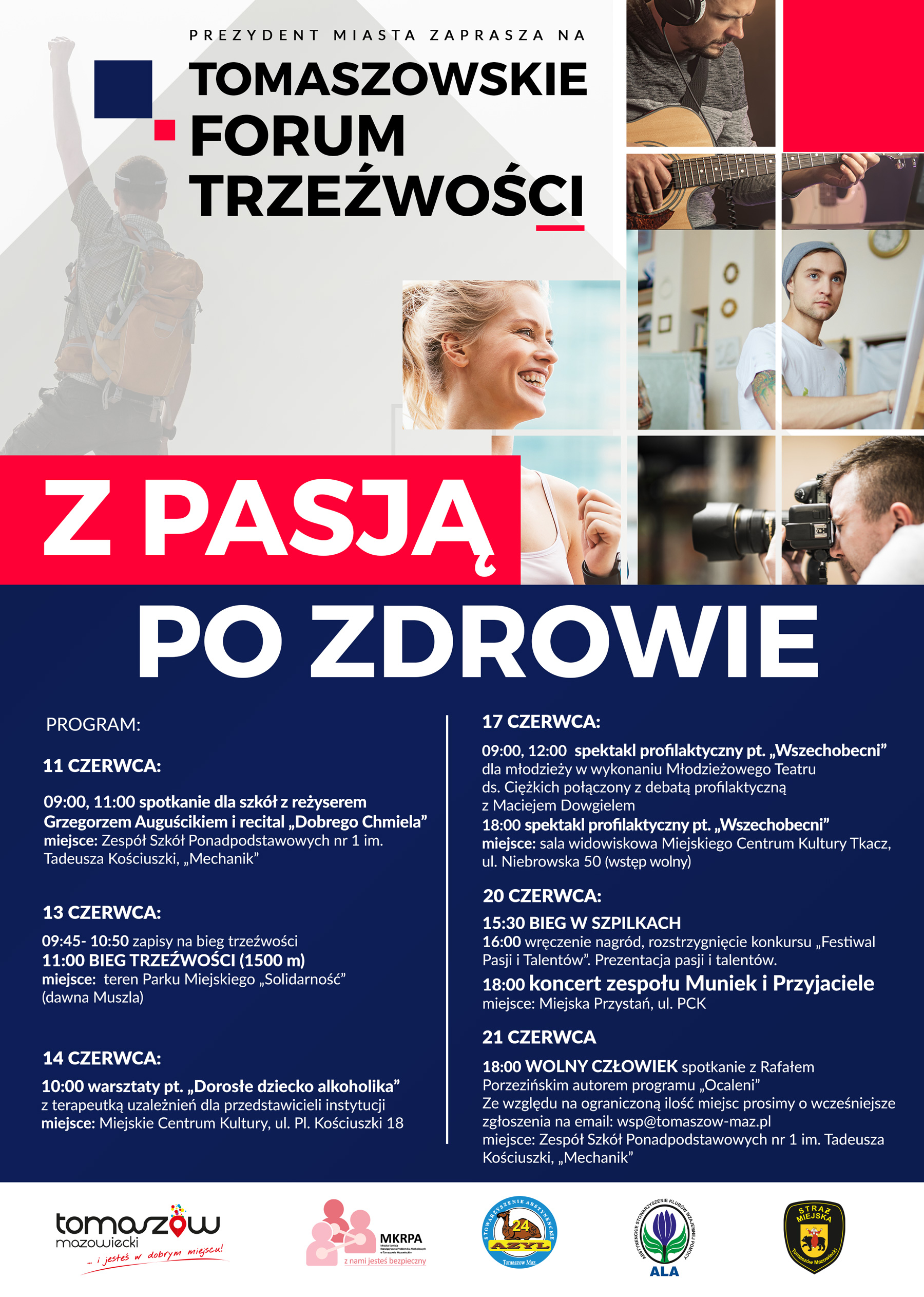 Tomaszowskie Forum Trzeźwości
