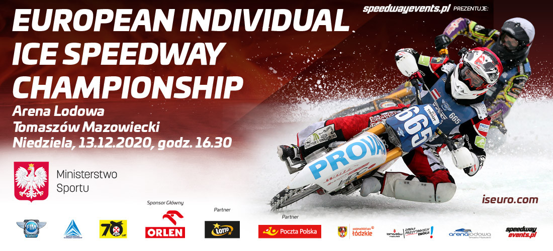 Europpean Individual Ice Speedway Championship