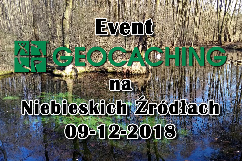 Event Geocaching na Niebieskich Źródłach