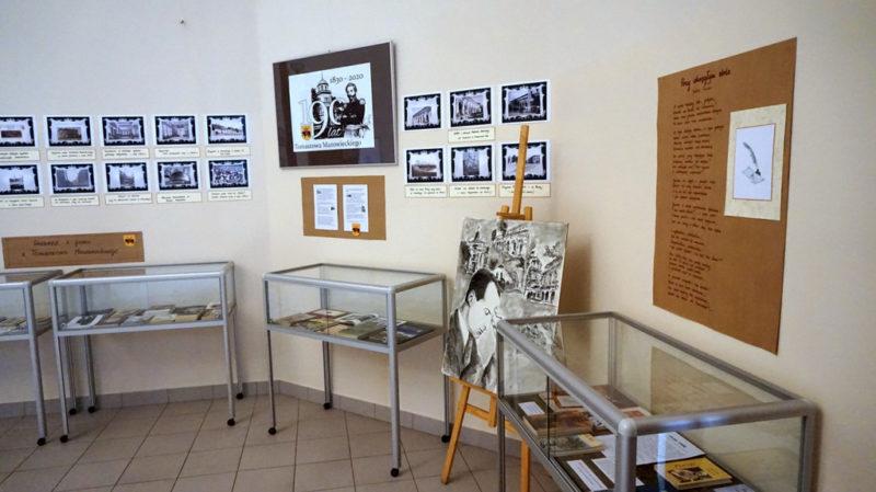 Wystawa w Bibliotece z okazji 190-lecia nadania praw miejskich