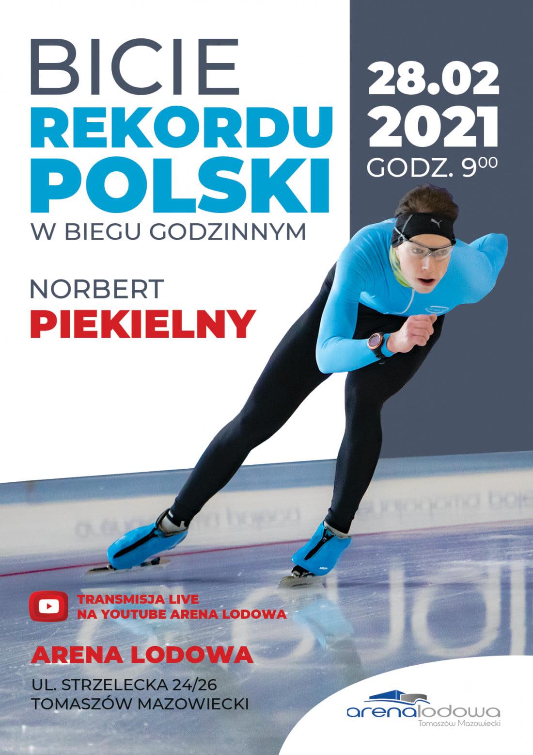 Bicie rekordu Polski
