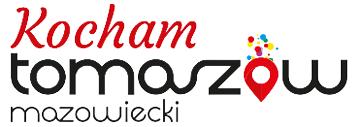 Logo serwisu Kocham Tomaszów
